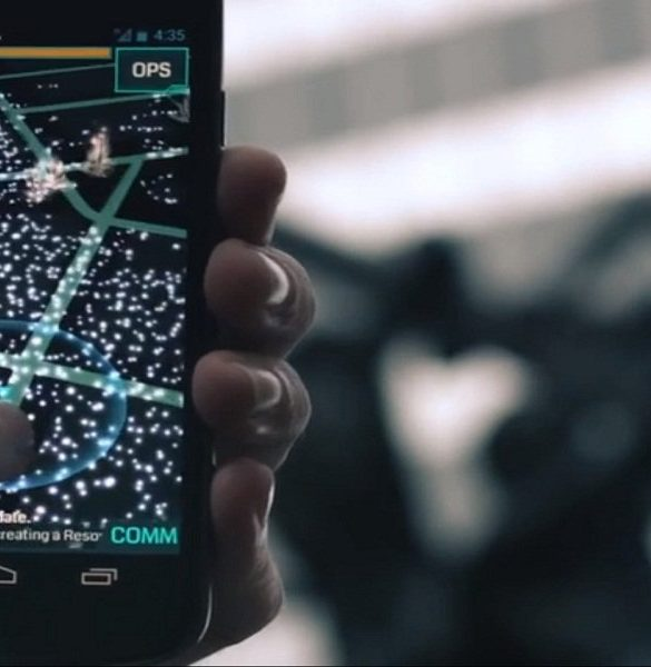 Niantic Ingress Portada
