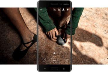 Nokia 6 analisis wallpaper