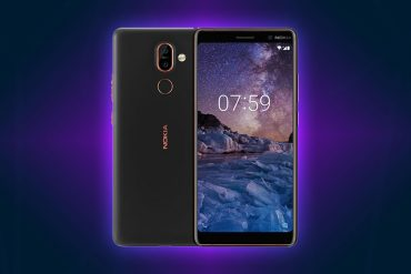 Nokia 7 Plus wallpaper