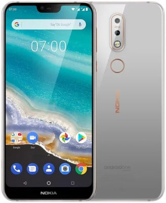 Nokia 7.1 especificaciones