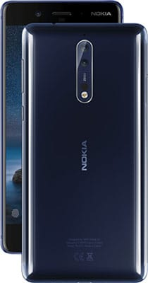 Nokia 8 dispositivo