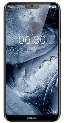 Nokia X6 Smartphone gama media