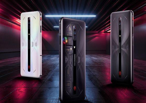 Nubia Red Magic 6S Pro Portada