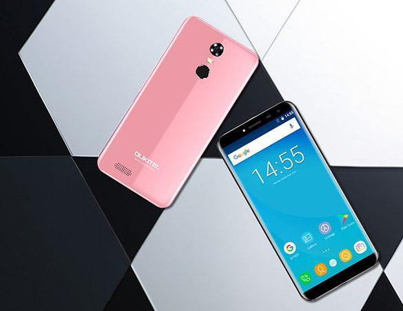 OUKITEL C8 4G vs Xiaomi Redmi 4X