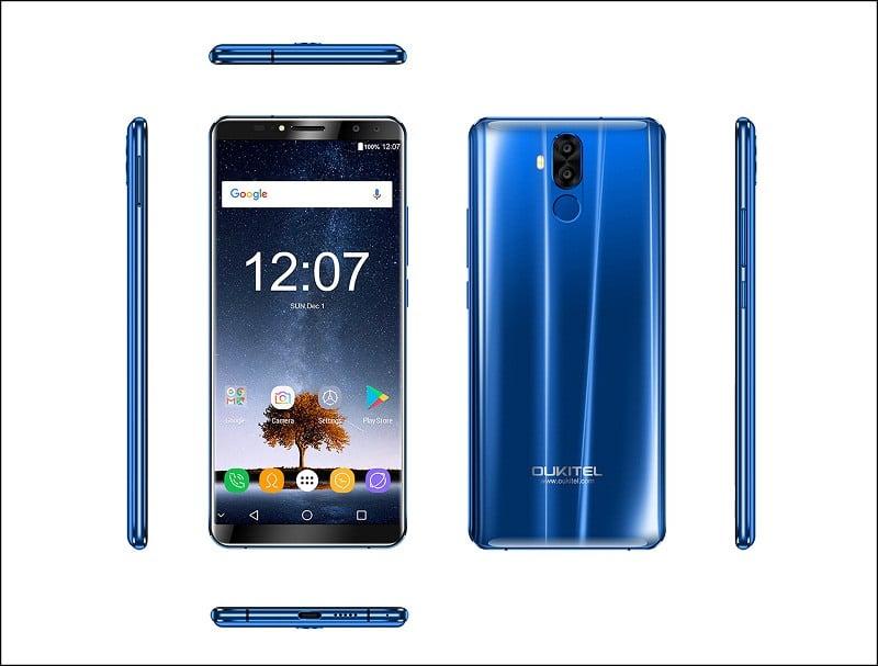 OUKITEL K6 Blue