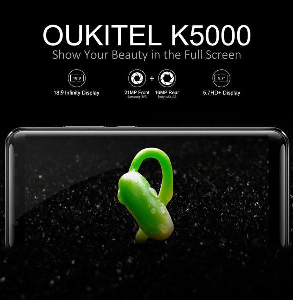 OUKITEL-k5000-sale-venta
