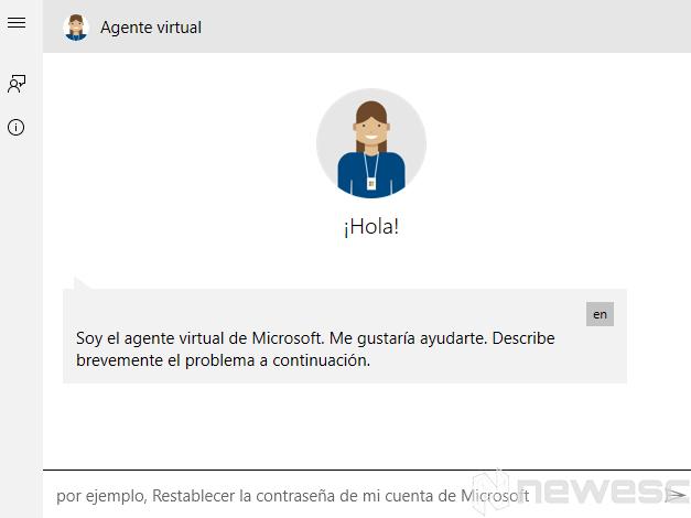Obtener ayuda Windows 10 1