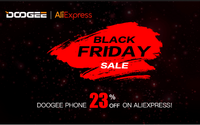 Ofertas Black Friday DOOGEE 2017