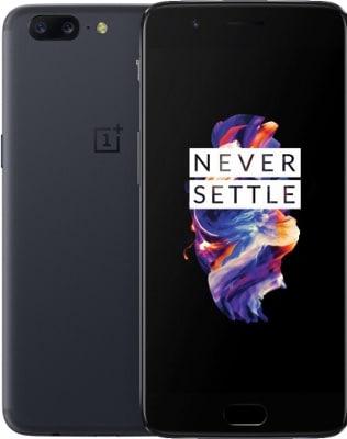 OnePlus 5 móvil chino