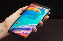 OnePlus 5T Portada