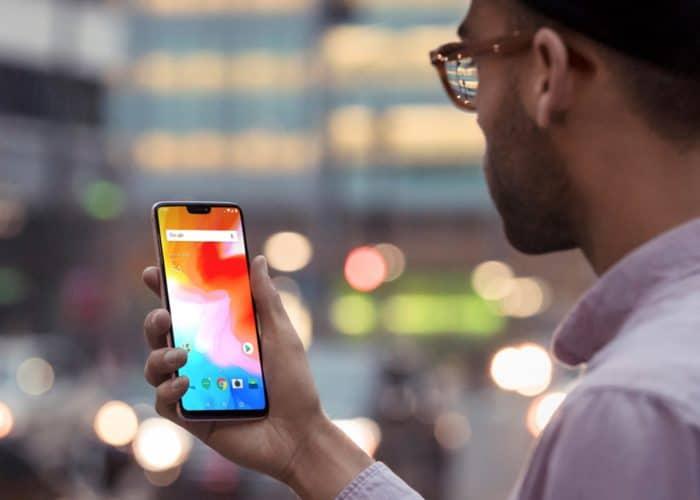 OnePlus 6 falla del Face Unlock