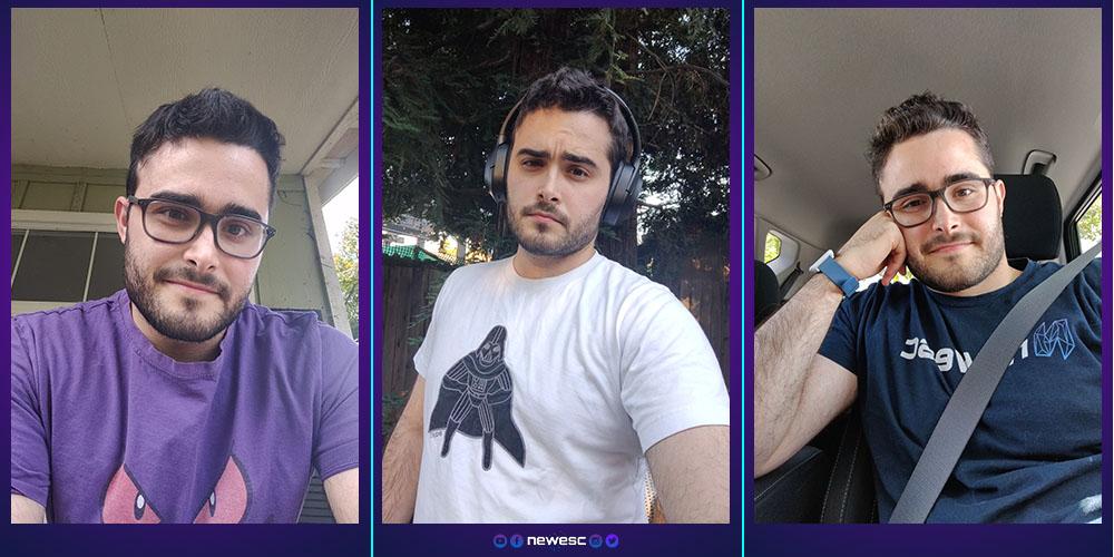 OnePlus Nord Fotos selfies