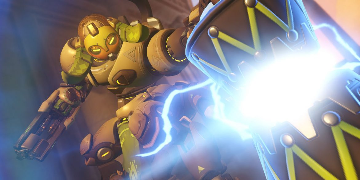 Orisa Supercharger problema