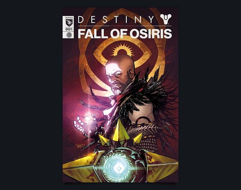 Osiris Comic