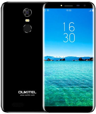 Oukitel C8 dispositivo
