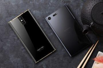 Oukitel K3 vs Sony Xperia XZ Premium