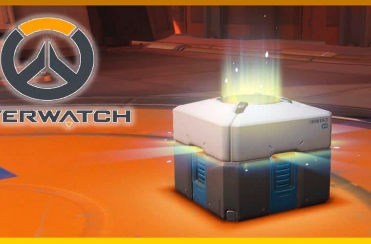 Overwatch Cajas Portada