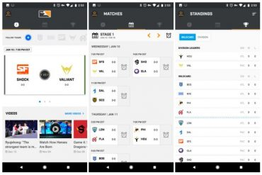 Overwatch League app Android