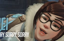 Overwatch Mei Lo siento, lo siento, lo siento