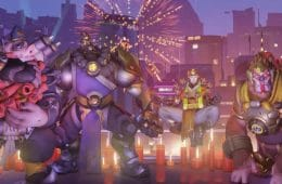 Overwatch evento chino
