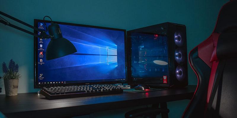 PC Gaming secretaria