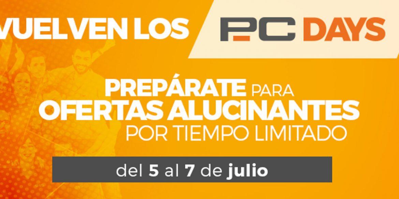 PCDays 2017 PCComponentes