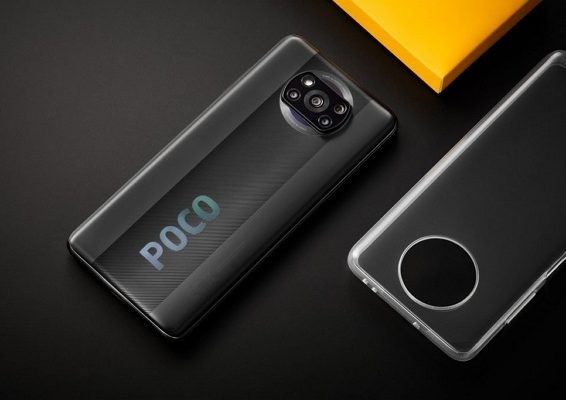 POCO X3 Pro Portada