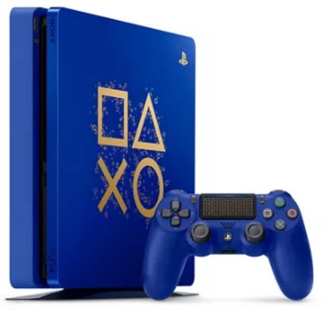 PS4 Edición Limitada Azu