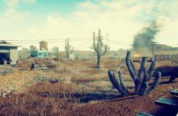 PUBG Desierto Mapa Portada
