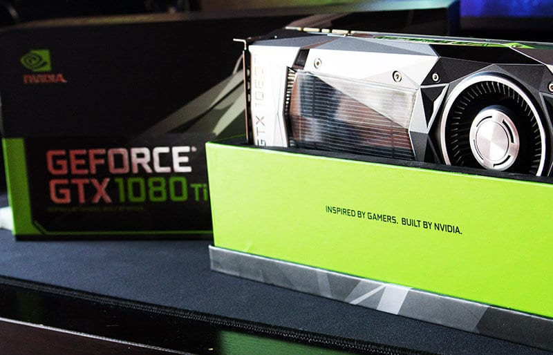 Packaging Nvidia 1080 Ti Founders Edition NewEsc