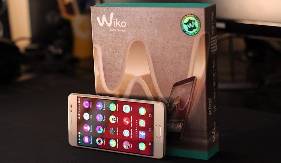 Packaging Wiko Ufeel Prime NewEsc