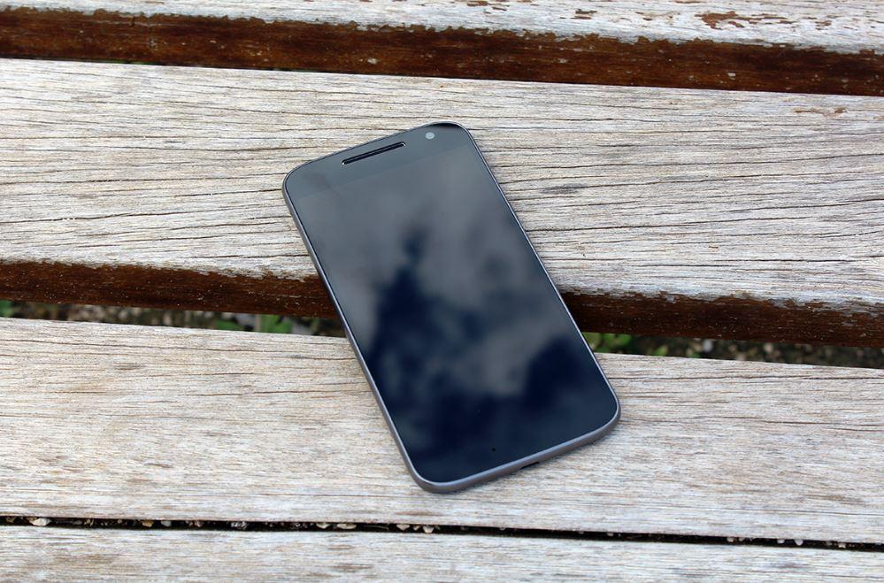 Pantalla Review Moto G4