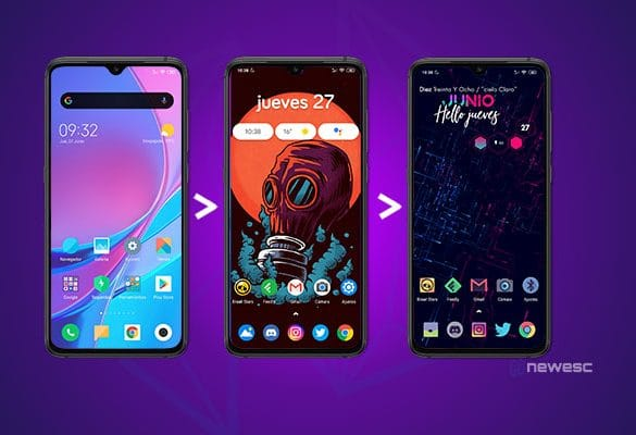 Personalizar Android 2019