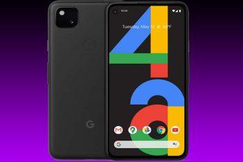 Pixel 4a oficial