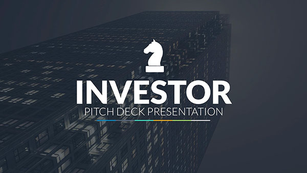 Plantillas PowerPoint Investor