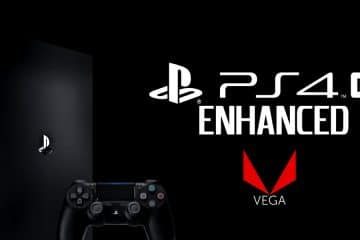 PlayStation-4-Pro-RX Vega Rapid Packed Math