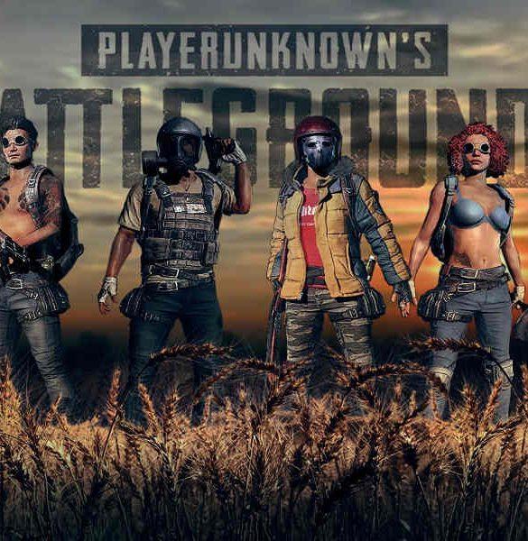 PlayerUnknown's Battlegrounds Portada 3