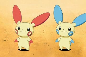 PlusleMinun Pokemon Go Portada