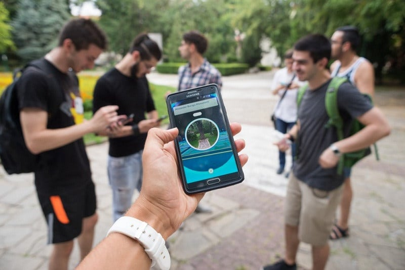 Pokemon Go Ayuda Gente Introvertida