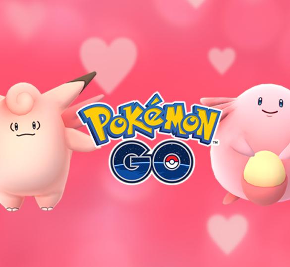 Pokemon-Go-Evento San Valentin