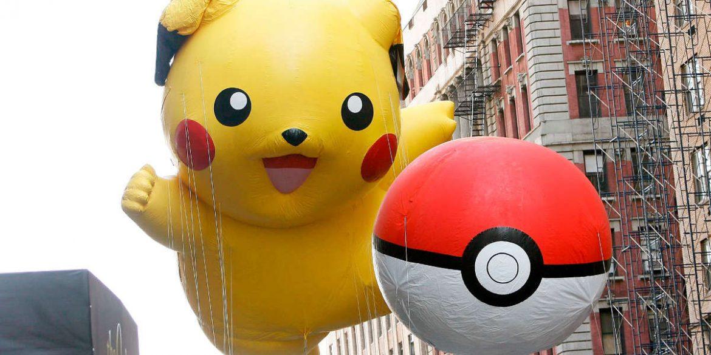 Pokemon Go Pikachu wallpaper