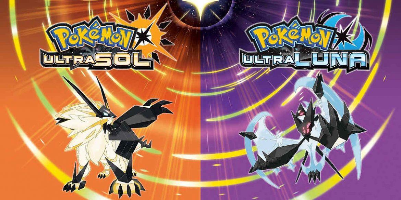 Pokemon Ultra Sun n Moon Portada