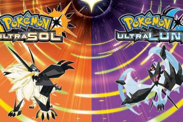 Pokemon Ultra Sun n Moon Portada