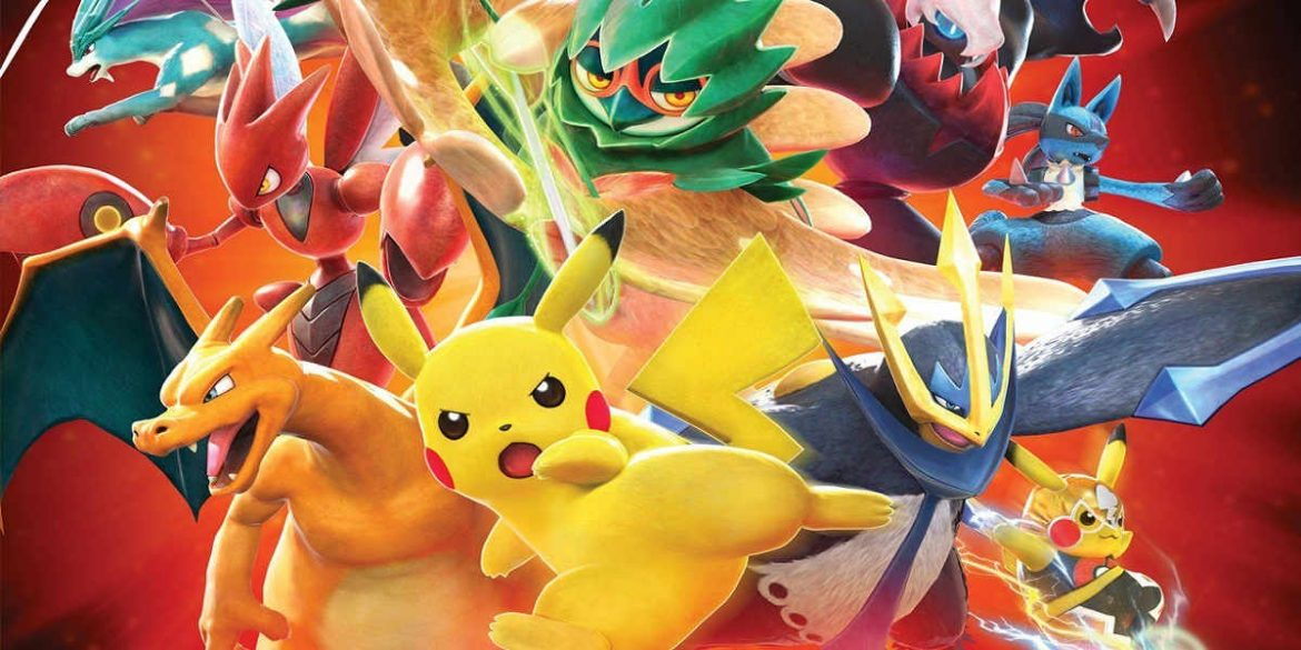 Pokken Tournament DX Portada