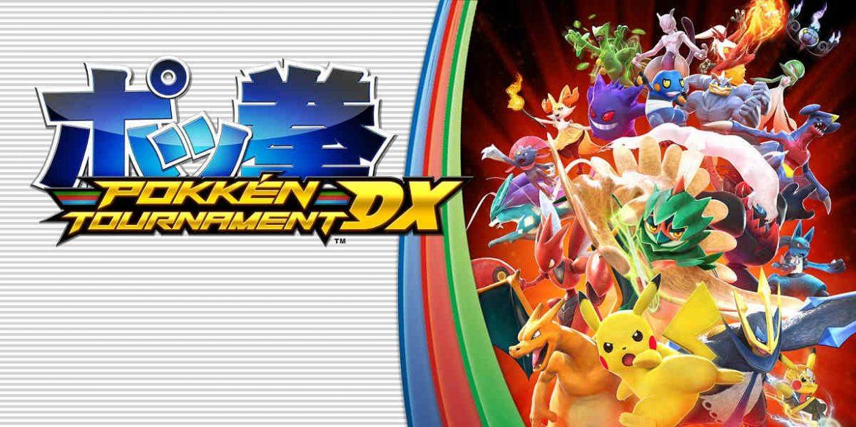 Pokken Tournament DX Portada