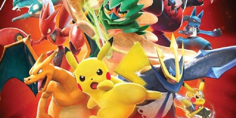 Pokken Tournament DX actualizacion