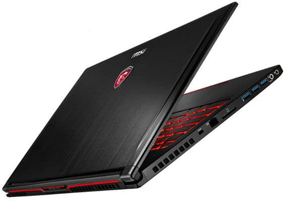 Portátil Gamer - MSI GE63VR 7RE-093XES