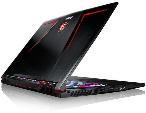 Portátil Gamer - MSI GE63VR 7RF-227XES