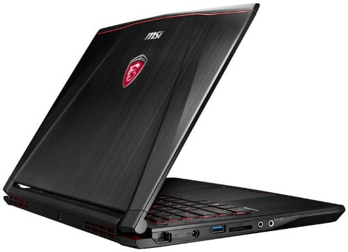 Portátil Gamer - MSI GS43VR