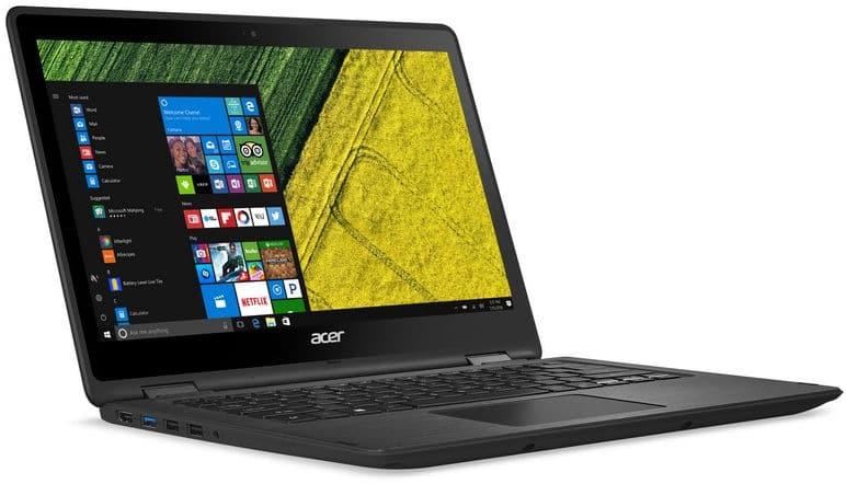 Portátil barato Acer Spin 5